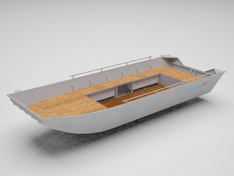 лодка картоп полипропилен