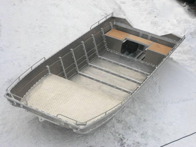Лодка плоскодонка как сделать видео фото 544