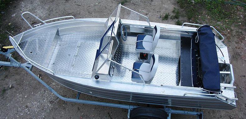 купить лодку одиночную