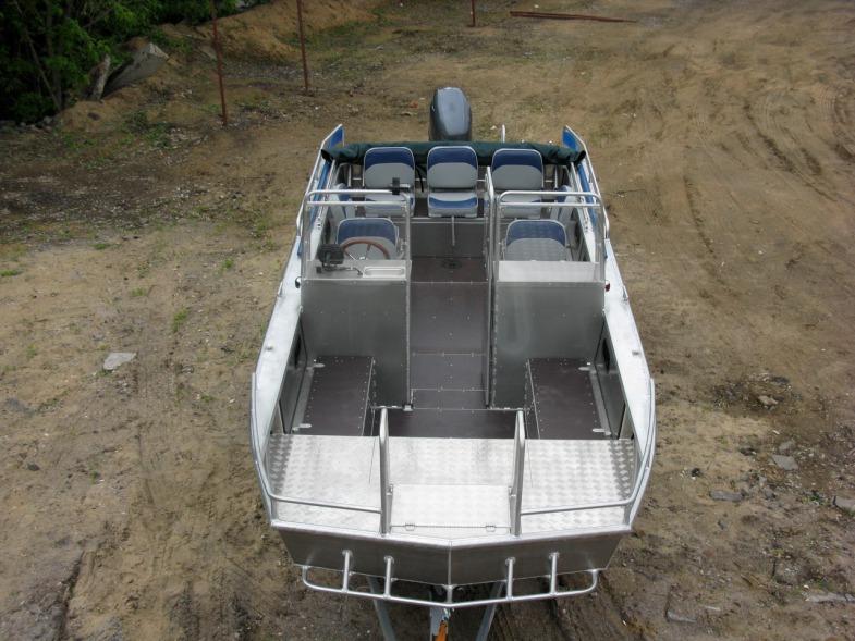Джонбот лодки своими руками 34