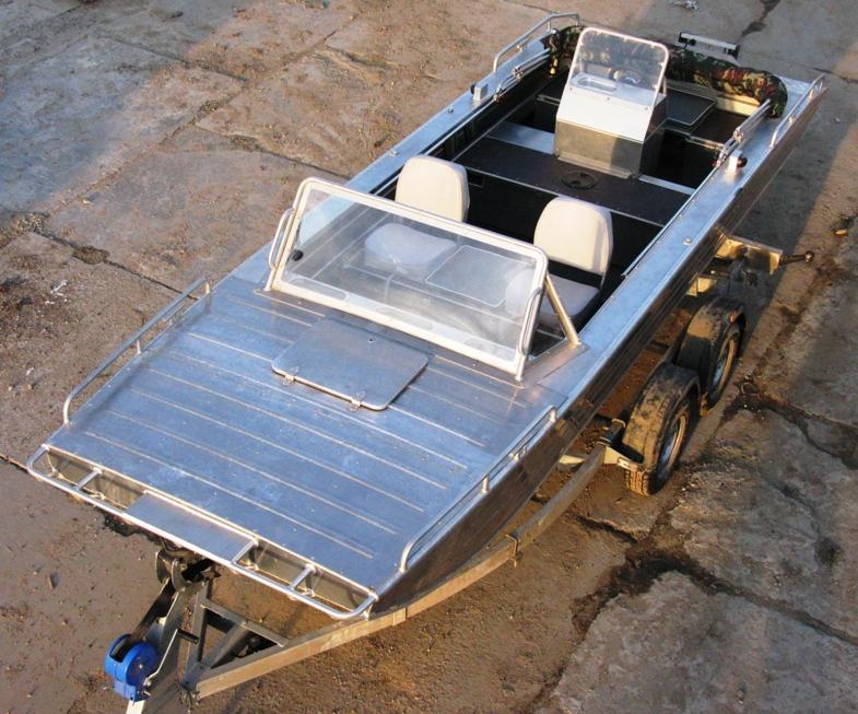 производство лодок джонбот