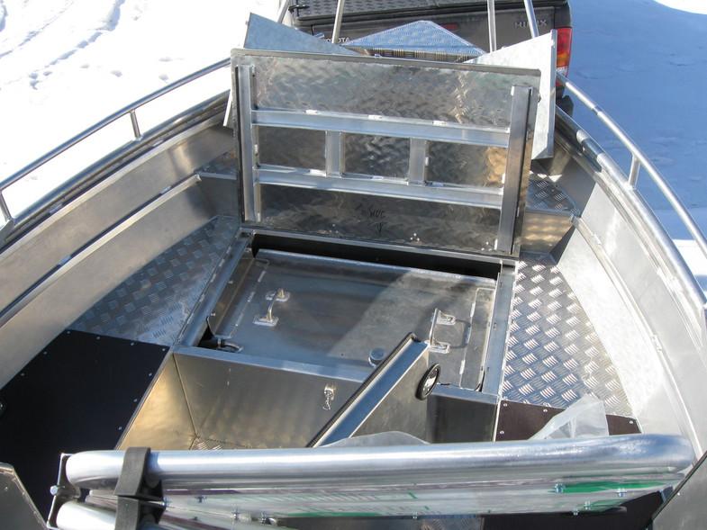 герметичность лодки