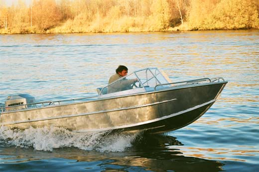 куплю алюминиевую лодку аллюр